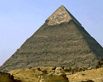 Pyramids at Giza;  CMC PCD 2001-301-002